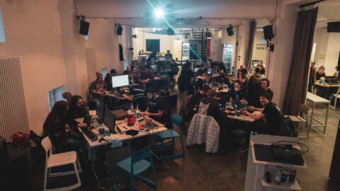 "Read more about ""14 Games in 48h:  Die Global Game Jam in München"""