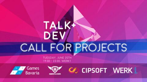 "Mehr über ""Call For Projects: Talk&Dev Showcase"" lesen"