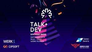 "Read more about ""Rückblick: Talk & Dev – Birthday Bash"""