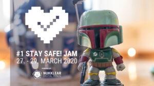 """Read more about """"Stay Safe! Jam: Kreatives zu Hause Bleiben vom 27. bis 29. März"""""""