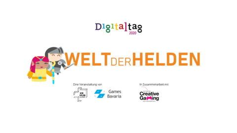 """Read more about """"Welt der Helden – Storytelling-Workshop für Jugendliche beim Digitaltag"""""""