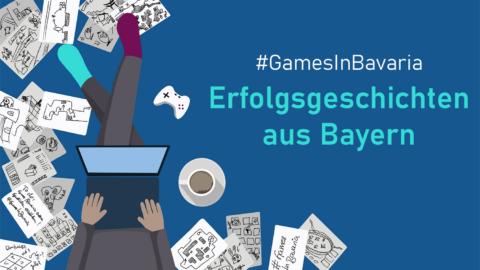 """Mehr über """"Neue Reihe: Erfolgsgeschichten am Gamesstandort Bayern"""" lesen"""