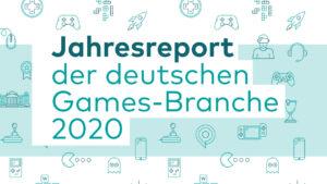 """Mehr über """"Jetzt erschienen: Jahresbericht der deutschen Games-Branche 2020"""" lesen"""