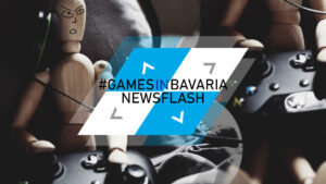 """Mehr über """"#GamesInBavaria Newsflash: viele Insights und Konsolen-News"""" lesen"""