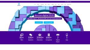"""Mehr über """"Bayern auf der devcom digital conference #ddc2020"""" lesen"""