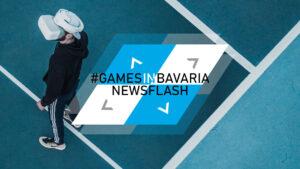 """Mehr über """"#GamesInBavaria Newsflash: Events, Gründe zum Feiern und Dev-Infos"""" lesen"""