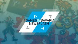 """Mehr über """"#GamesInBavaria Newsflash: Neue Veranstaltungen und viele Videos"""" lesen"""