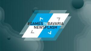 """Read more about """"#GamesInBavaria Newsflash 4/2021"""""""