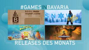 """Read more about """"#GamesInBavaria Releases des Monats Januar 2021"""""""