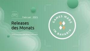 "Read more about ""#GamesInBavaria Releases des Monats Februar 2021"""