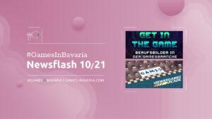 """Read more about """"GamesInBavaria Newsflash 10/2021"""""""