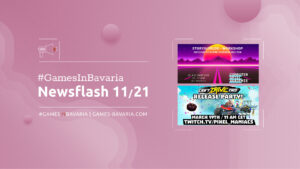 "Read more about ""#GamesInBavaria Newsflash 11/2021"""