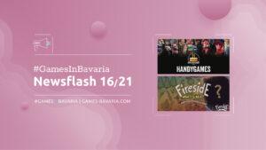 """Read more about """"#GamesInBavaria Newsflash 16/2021"""""""