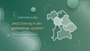 """Read more about """"Aufruf: Aktualisiert eure Daten bei der gamesmap – und bei euch selbst!"""""""