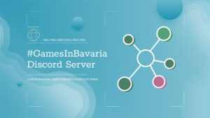 """Mehr über """"Jetzt joinen: #GamesInBavaria Discord Server"""" lesen"""