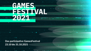 "Mehr über ""GamesFestival 2021: Call for Ideas"" lesen"