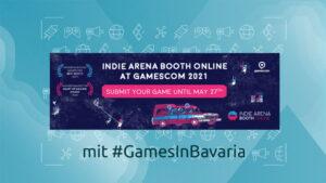 """Mehr über """"#GamesInBavaria @ gamescom – vergünstigt auf die Indie Arena Booth"""" lesen"""