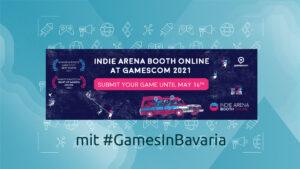 """Read more about """"#GamesInBavaria @ gamescom – vergünstigt auf die Indie Arena Booth"""""""
