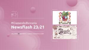 """Mehr über """"#GamesInBavaria Newsflash 23/2021"""" lesen"""