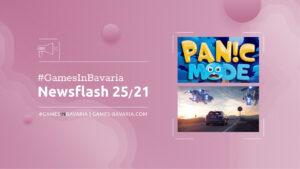"""Mehr über """"#GamesInBavaria Newsflash 25/2021"""" lesen"""