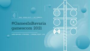 "Read more about ""Games/Bavaria bei der gamescom 2021"""