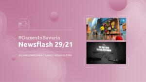 """Mehr über """"#GamesInBavaria Newsflash 29/2021"""" lesen"""