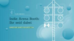 """Mehr über """"#GamesInBavaria bei der Indie Arena Booth auf der gamescom"""" lesen"""