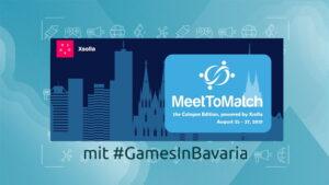 """Mehr über """"#GamesInBavaria Pitching Session bei MeetToMatch zur gamescom"""" lesen"""