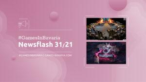 """Mehr über """"#GamesInBavaria Newsflash 31/2021"""" lesen"""