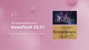 """Mehr über """"#GamesInBavaria Newsflash 33/2021"""" lesen"""