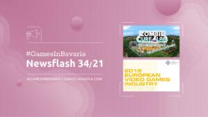 """Mehr über """"#GamesInBavaria Newsflash 34/2021"""" lesen"""