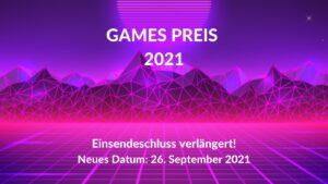"""Mehr über """"Einreichfrist verlängert: Der GamesPreis der Computerspielakademie geht in die zweite Runde"""" lesen"""