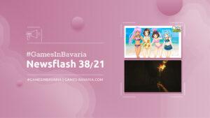 """Mehr über """"#GamesInBavaria Newsflash 38/2021"""" lesen"""