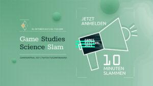 """Mehr über """"Game Slam: Der Science Slam zur Game-Studies-Forschung in Bayern"""" lesen"""
